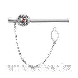 Зажим для галстука Красная пресня , без вставок, символы 8306374