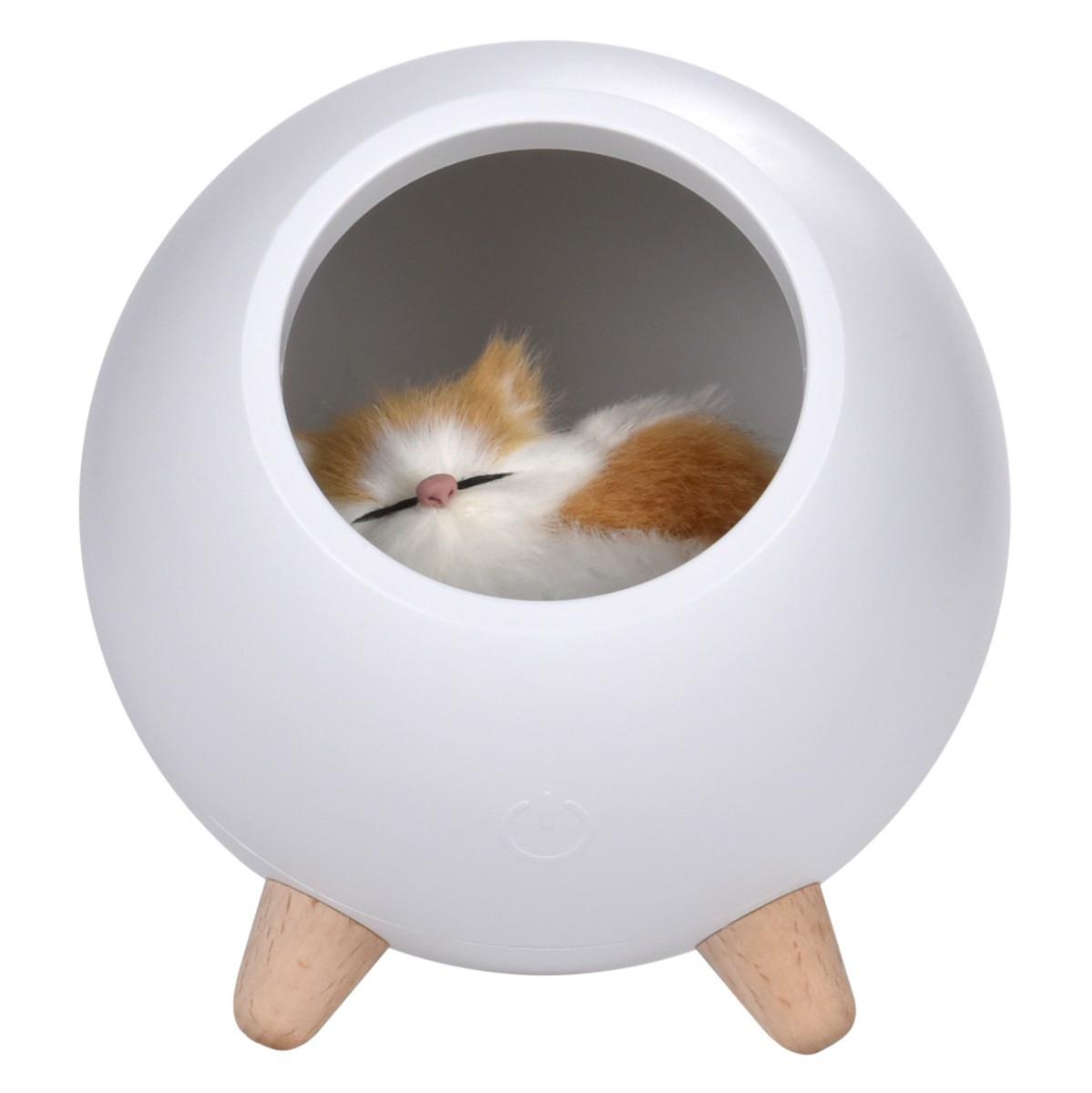 """Ночник """"Домик для котёнка"""" - фото 5"""