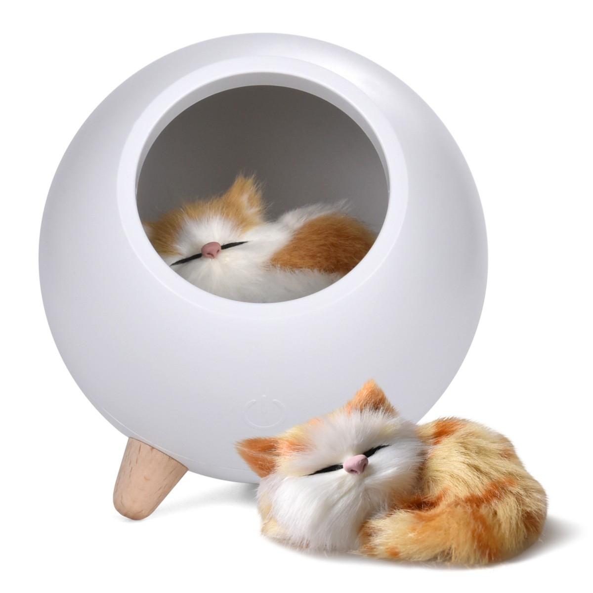 """Ночник """"Домик для котёнка"""" - фото 9"""