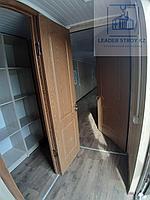 Модульный контейнер под офис из контейнеров, фото 1