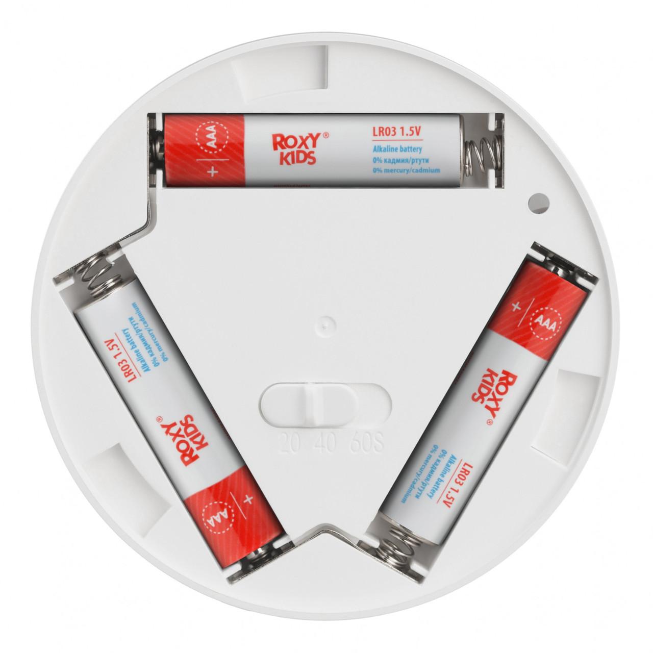Ночник с датчиками движения и освещения (на батарейках) - фото 4