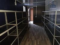 Утепленный контейнер под склад продуктов 40ф, фото 1