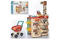 Игровой набор Супермаркет с тележкой 668-78