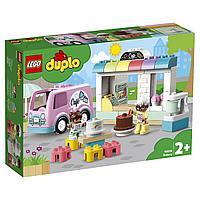 LEGO возраст 2+ : Пекарня DUPLO 10928