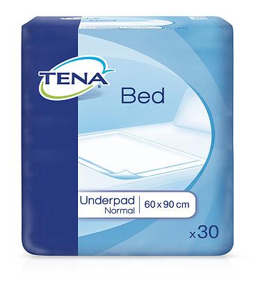 Пеленки впитывающие одноразовые Tena Bed Plus 60*90 30шт, фото 2