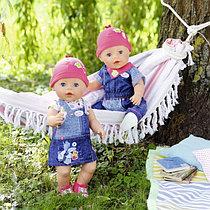 Одежда для кукол Baby Born и Baby Annabell оригинал