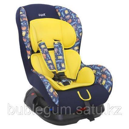 Детское автомобильное кресло SIGER ART Диона, 0-7 лет, 0-25 кг, группа 0+/1/2
