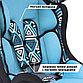 Детское автомобильное кресло SIGER ART Диона, 0-7 лет, 0-25 кг, группа 0+/1/2, фото 6