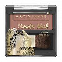 Art-Visage / Румяна Powder blush, тон 303 cacao
