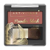 Art-Visage / Румяна Powder blush, тон 304 sunset