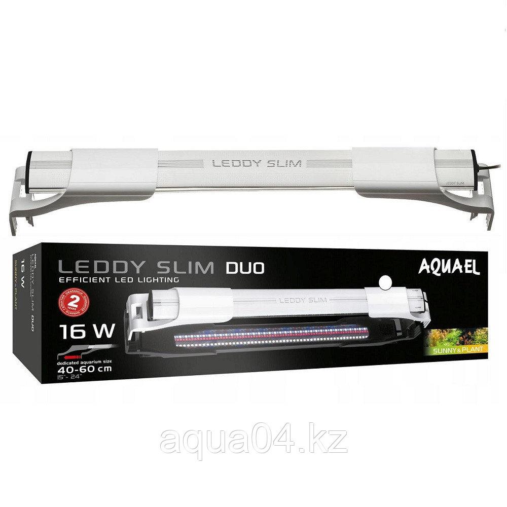 Светильник Aquael LEDDY SLIM 16 W DUO SUNNY & PLANT (белый)