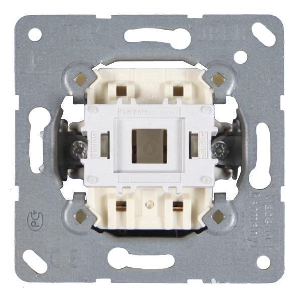 Выключатель 1-полюсный 10АХ, 250В АС ep401u