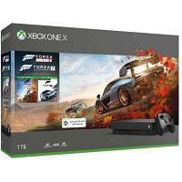 Игровые консоли и приставки Microsoft Xbox ONE X 1 ТБ + Forza Horizon 4 + Forza Motosport 7 (комплект)