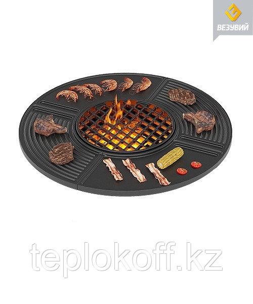 Чугунная плита Gurman Ø700