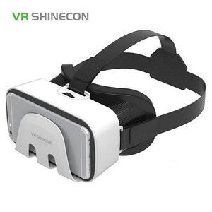 Очки-шлем виртуальной реальности VR SHINECON G3.0 3D (без джойстика)