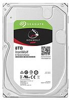 """Жесткий диск HDD 8Tb HDD Seagate IronWolf SATA 6Gb/s 7200rpm 3.5"""" 256Mb ST8000VN004"""