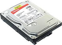 "Жесткий диск HDD 1Tb Toshiba P300 SATA 6Gb/s 7200rpm 64Mb 3.5"" HDWD110UZSVA"