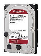 Жёсткий диск HDD WD Red 6ТБ WD60EFAX