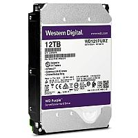 Жесткий диск HDD WD Purple 12ТБ WD121PURZ
