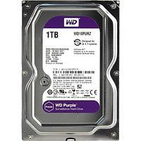 Жёсткий диск HDD WD Purple 1ТБ WD10PURZ