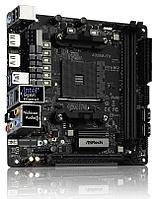 Материнская плата ASRock A320M-ITX AM4