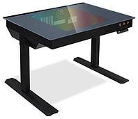 """Корпус-стол Lian Li DK-04F, RGB-Led подсветка, E-ATX/ATX/M-ATX, 8x3.5"""", 2x2.5"""" USB3.0x4"""