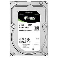 "Жесткий диск HDD 2Tb Seagate EXOS 7E8 256Mb 7200rpm SATA 3.5"" ST2000NM001A"