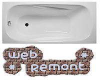 Акриловая ванна Классик 140*70 см. Ванна+ножки.1 Марка. Россия