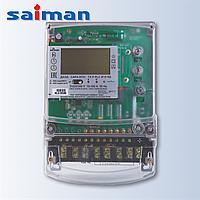 Трехфазный многотарифный счетчик с функцией PLC Дала СA4-Э720 R TX P PLC IP П RS 3Х220/380V 10(100)А