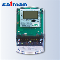 Однофазный многотарифный счетчик с функцией PLC Орман СО-Э711 ТХ P PLC IP П RS 220V 10(60)A