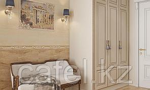 Кафель | Плитка настенная 28х40 Империал | Imperial коричневый