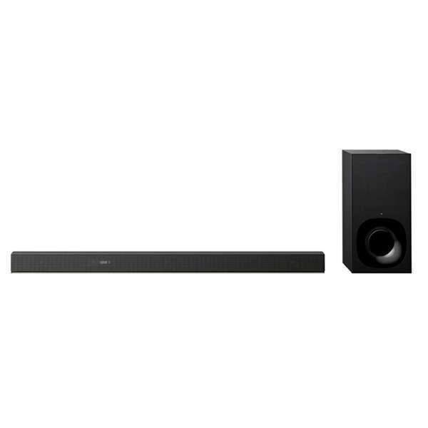 3.1-канальный саундбар с поддержкой Dolby Atmos® / DTS:X™ и технологией Wi-Fi / Bluetooth®   HT-ZF9