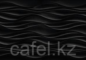 Кафель | Плитка настенная 28х40 Селеста | Selesta черный