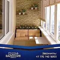 Ремонт балконов в  Нур-Султане