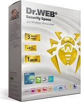 Dr.Web Security Space GOLD Лицензионный сертификат для 1 ПК на 3 года+ 3 месяца в подарок (BHW-BK-39M-1-A3)