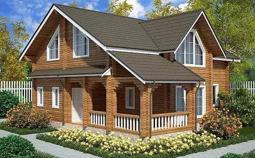 Проект дома №251