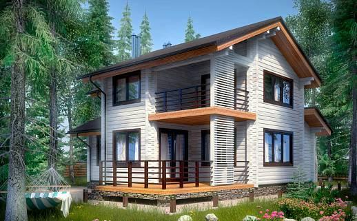 Проект дома №2278