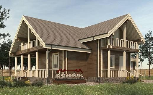 Проект дома №212