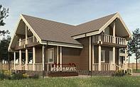 Проект дома №212, фото 1