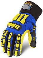 Перчатки противоударные, зимние IronClad SDXW2