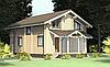 Проект дома №216, фото 2