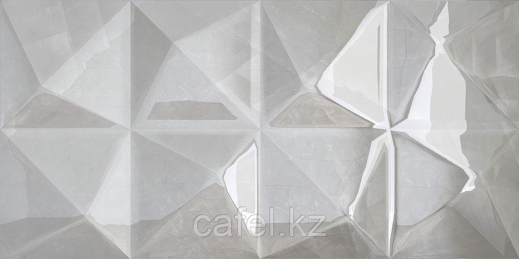 Кафель | Плитка настенная 30х60 Нормандия | Normandia светлая рельеф