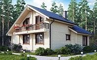 Проект дома №275, фото 1
