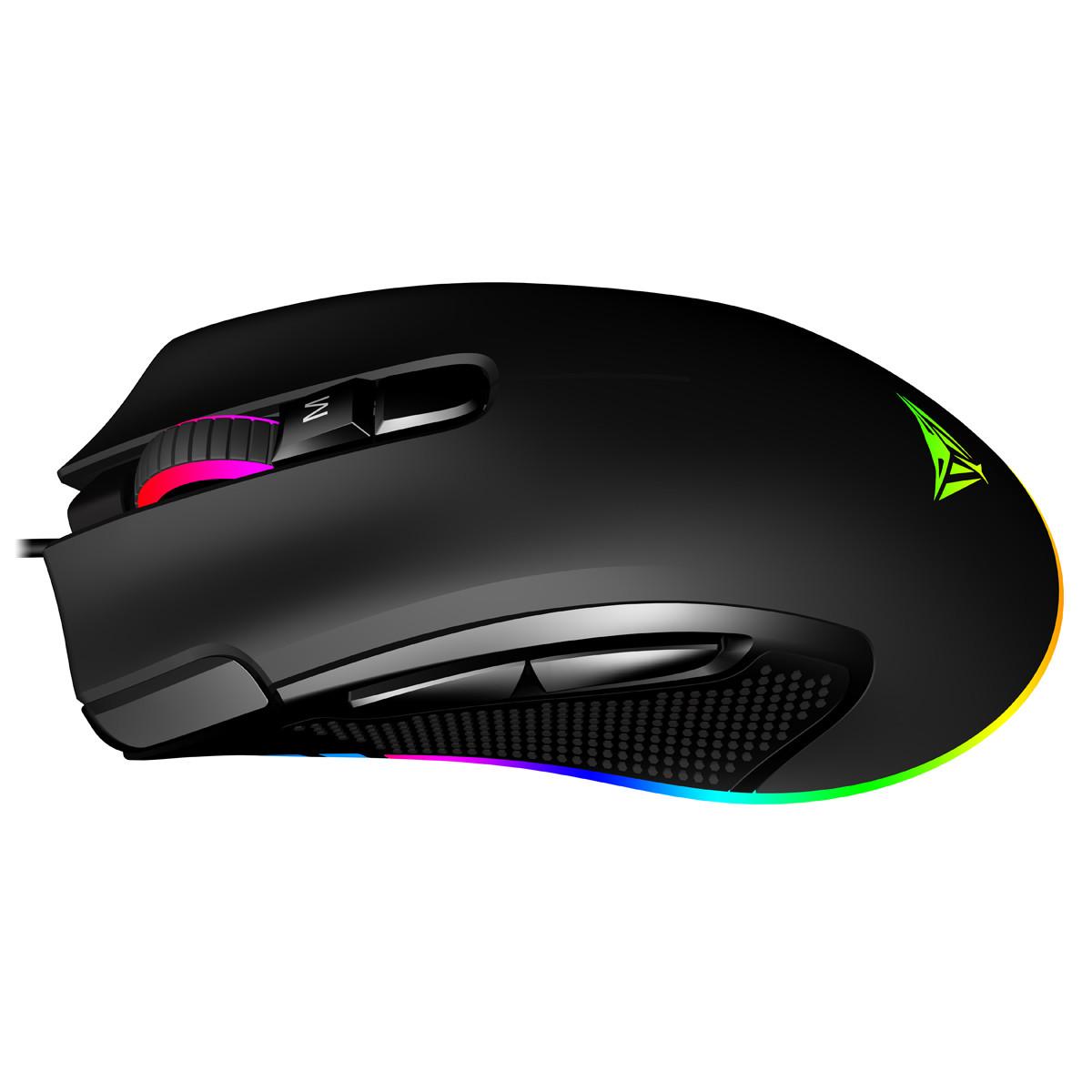 Оптическая игровая мышь Patriot Viper V551 PV551OUXK