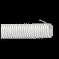 Гофротруба ПВХ 25мм (1*75) KZ