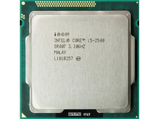 Процессор Intel 1155 i5-2500 6M, 3.30 GHz