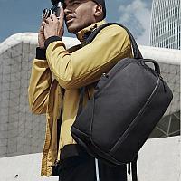 Стильный Рюкзак городские с защитой от кражи OZUKO черный