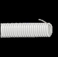Гофротруба ПВХ 16мм (1*100) KZ