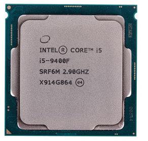 CPU Intel Core i5 9400F, 2.9 GHz, S-1151