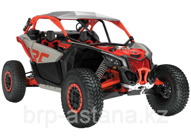 Мотовездеход MAVERICK XRC TURBO RR 2021 INT